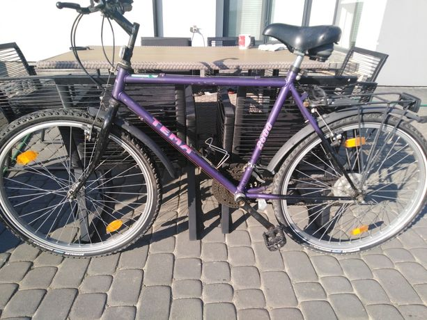 Rower górski koła 27'' przerzutki shimano z Niemiec
