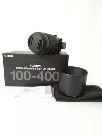 Fujifilm 100-400 Nova junho2021