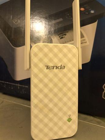 Tenda a9 усилитель wi-fi (вайфай) сигнал усидение интернет