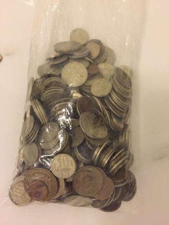 Монеты ссср 2 копейки 5 10 15 20 50 копеек