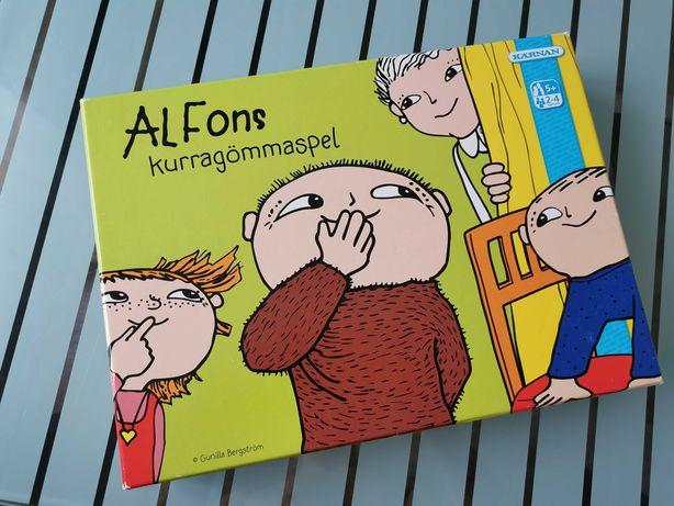 ALBERT - gra w chowanego (ALFONS) - j. szwedzki