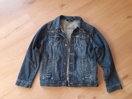Katana jeansowa rozmiar 134/140