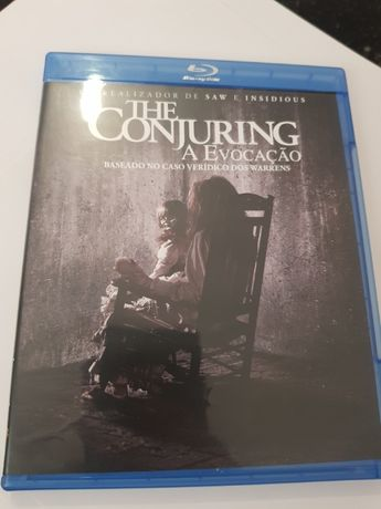 The Conjuring blu ray