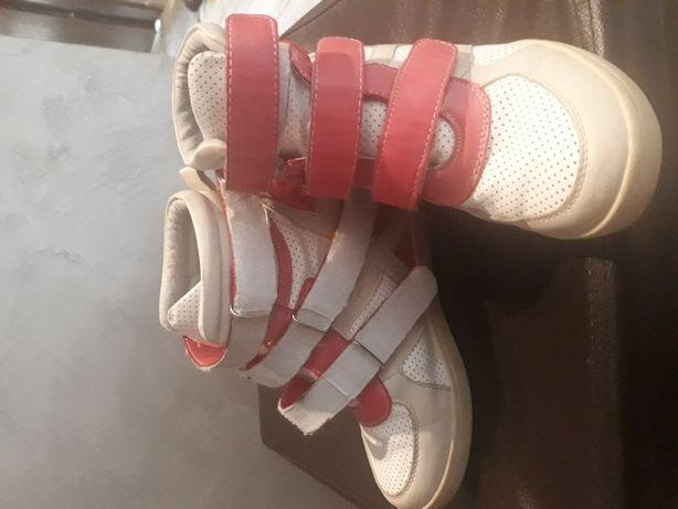 Sneakersy dla dziewczynki wkladka 20, 5 cm