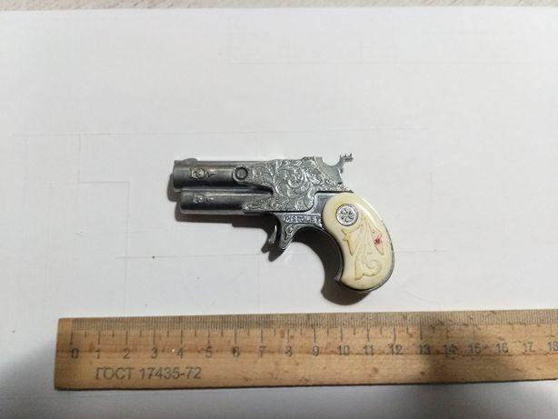 Pistolet, пистолет, игрушка,миниатюрный, период СССР