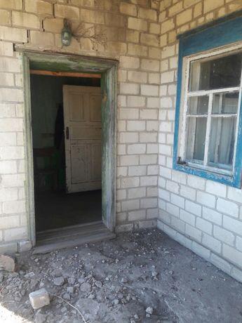 Продам дом с.Китайгород,Царичанского района.