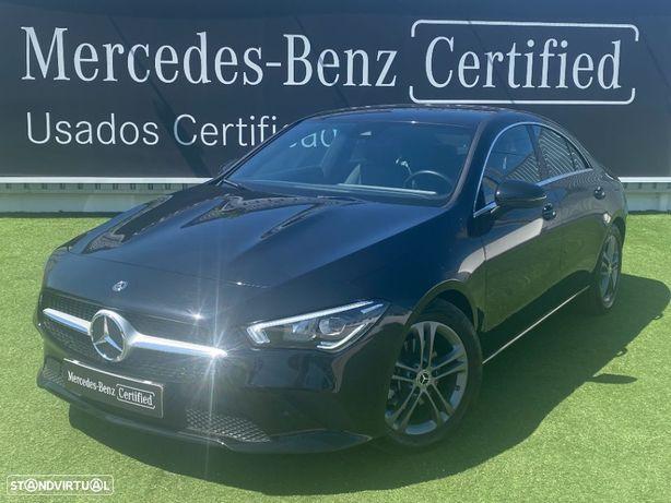 Mercedes-Benz CLA 180 d Style Plus Aut.