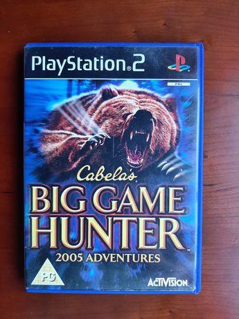 Cabela's Big Game Hunter 2005 Adventures playstation 2