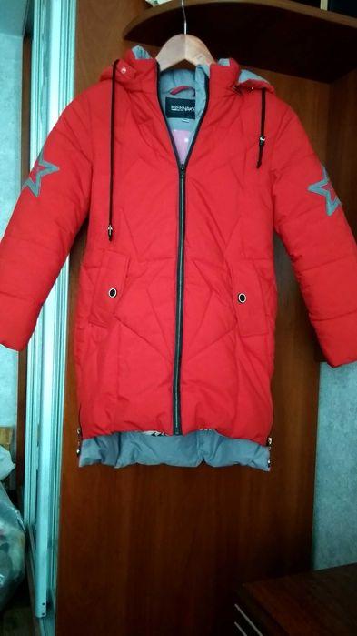 Стильная куртка на девочку Хмельницкий - изображение 1