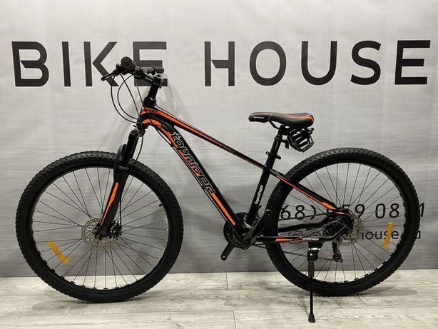 Алюмінієвий велосипед TopRider 29 MTB (Author, Cross, Ardis, Leon)