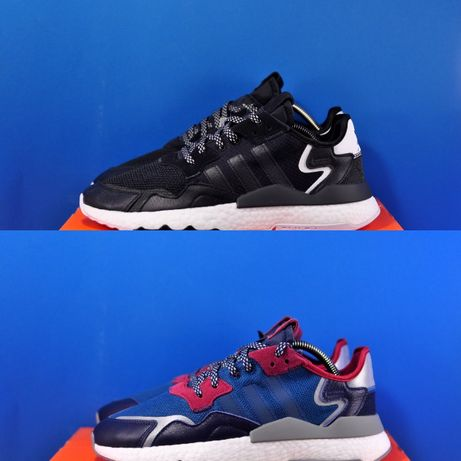 Кроссовки Adidas Nite Jogger р 41-45 ( Оригинал) ZX Torsion Samba