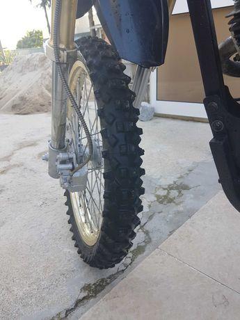 Mota de cross 250cc