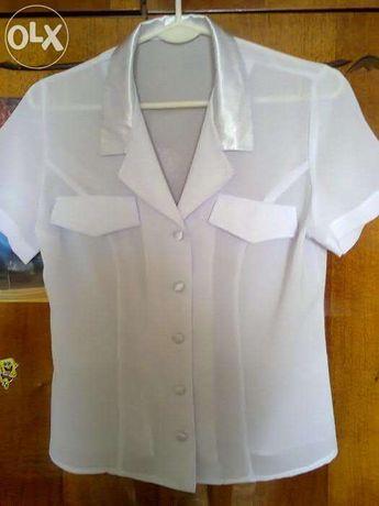 Блузка для школы, размер 42-44
