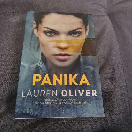 Panika - Lauren Oliver.