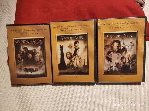 [selados] Filmes Trilogia do Senhor dos anéis
