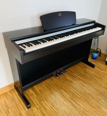 Pianino cyfrowe Yamaha