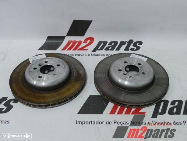 Conjunto de discos de travão Frente BMW 5 (G30, F90)/BMW 5 Touring (G31)/BMW 7 (...