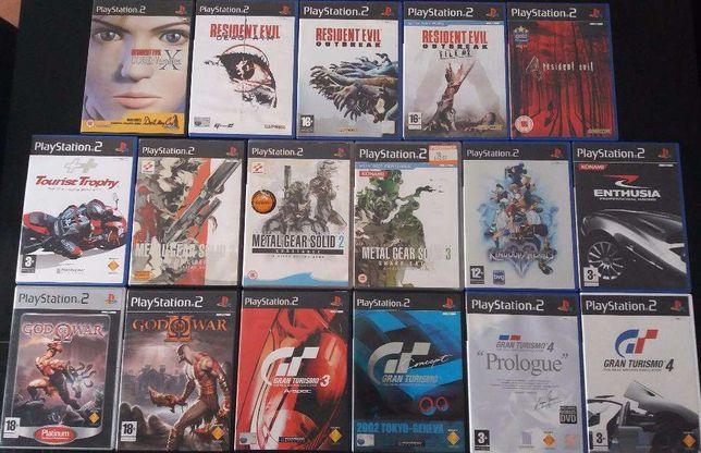 Jogos Playstation 2 PS2