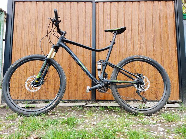 Велосипед двухподвес Merida One twenty, XL, 27.5 Два комплекта ободов