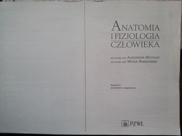 Anatomia i fizjologia człowieka A.Michalik