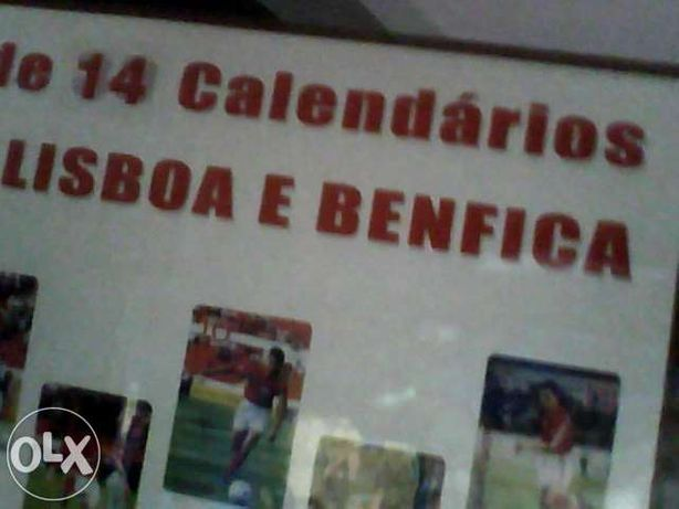 Calendarios benfica 2000