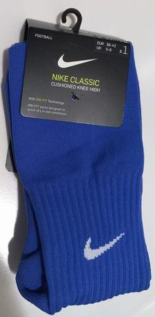 """Getry """"Nike"""" niebieskie, rozmiar 38-42 5 sz."""