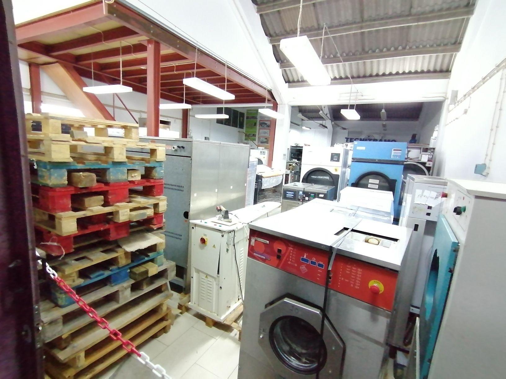 Primer máquina de lavar roupa industrial 20kg
