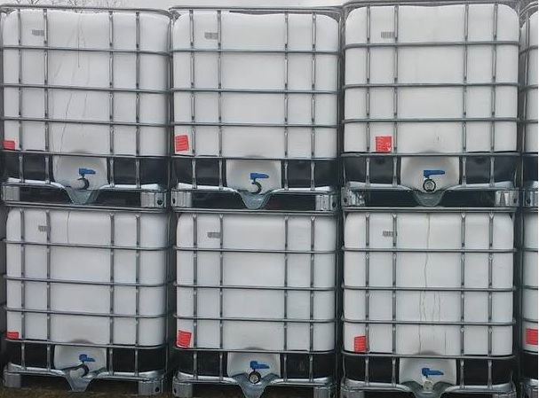 Zbiornik na deszczówke 1000l MAUSER pojemnik na wode MAUZER