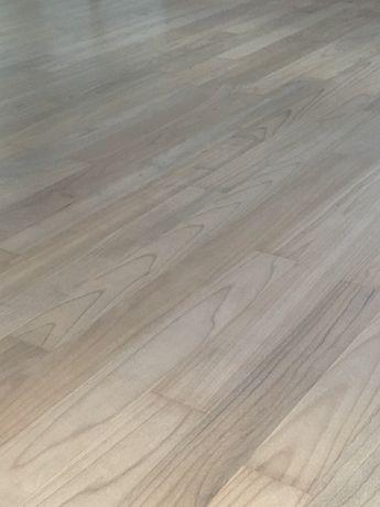 Deska podłogowa egzotyczna lita Sungkai 18x90x900 mm na sztuki