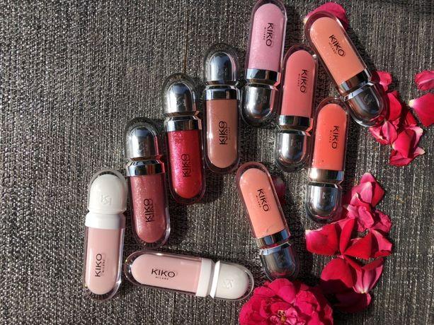 Блиск Kiko milano 3D hydra lipgloss