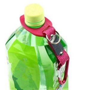 Gancho NOVO para transportar garrafas