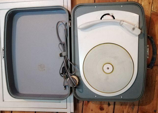 Gramofon firmy Ziphona