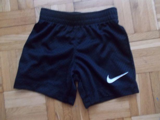 spodenki Nike treningowe roz.86 1-2 lata