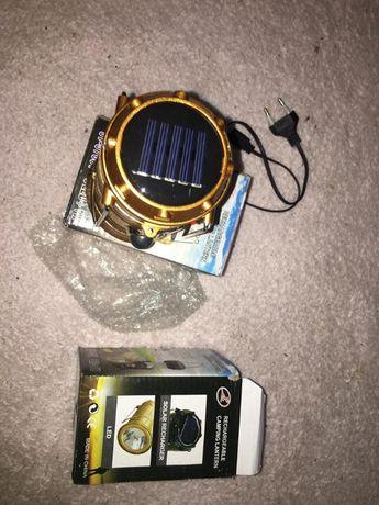 latarka kepingowa led solarna