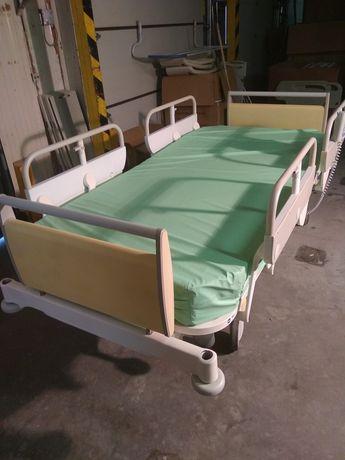 Łóżko szpitalne Stiegelmeyer