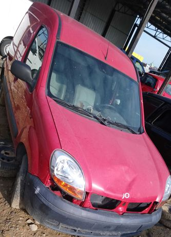Renault Kangoo Lift części, kod lakieru 0719, drzwi
