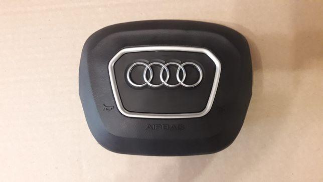 Крышка airbag Audi.крышка руля ауди,муляж аирбег ауди