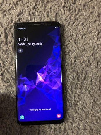 Samsung S9 plus 64gb dual sim