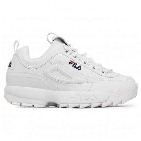Sneakersy FILA White