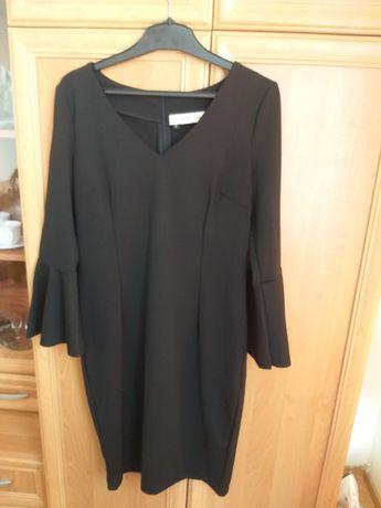 Sukienka czarna r.44