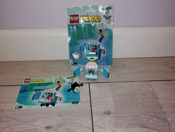 Lego Mixels 41570 Seria 8 SKRUBZ. OPIS.