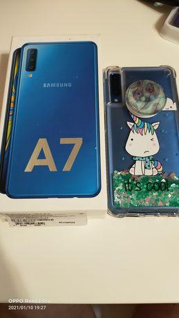 Samsung a7 750 2018рік ідеальний