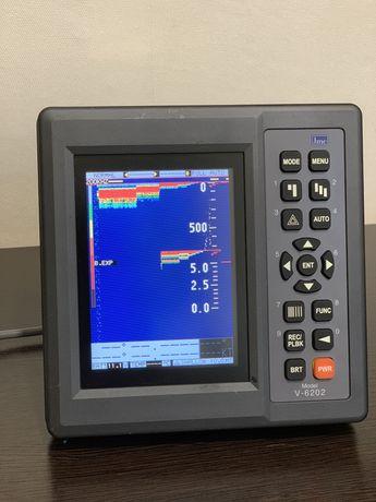 навигационный эхолот UMS 6202/8202 JMC F-1000 MC F-1000