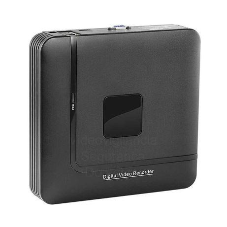 Gravador NVR 8/16 Canais *ONVIF *HDMI e VGA *FullHD até 5 MegaPixéis