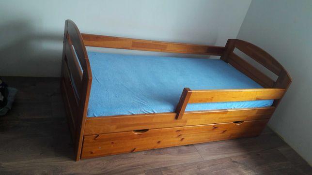 Sprzedam łóżko  dziecięce wraz z szufladą