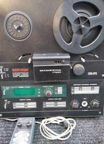 Магнитофон -Приставку ИССЫК -КУЛЬ МПК 101-1с 1991 г. в.