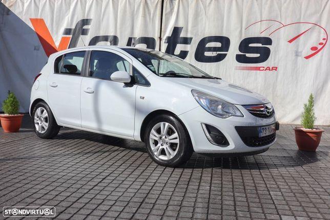 Opel Corsa 1.2 City FlexFuel