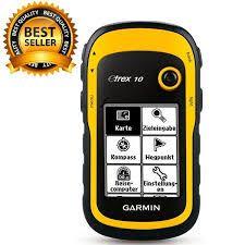 GPS-навігатор, вимірювач площі ділянки Garmin eTrex 10 Нові!