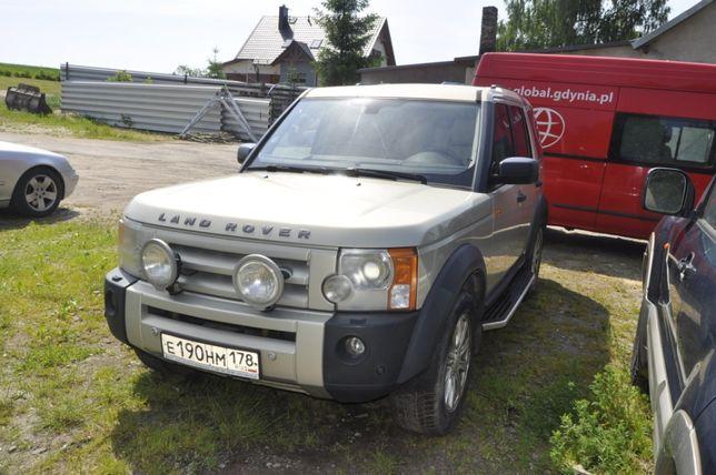 Land Rover discovery 3 pneumatyka ful