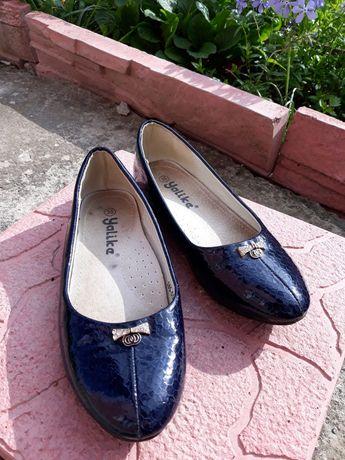 Балетки / туфельки для дівчинки